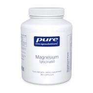 Magnesium (glycinate) 180's - 180 capsules by Pure Encapsulations