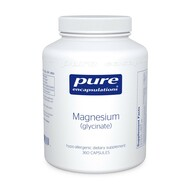 Magnesium (glycinate) 180's - 180 capsules by Pure Encapsulations