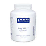 Magnesium (glycinate) 90's - 90 capsules by Pure Encapsulations