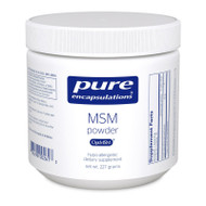 MSM Powder - 227 grams by Pure Encapsulations