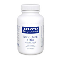 Nitric Oxide Ultra (capsules) 120's - 120 capsules by Pure Encapsulations
