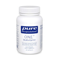 O.N.E.™ Multivitamin 120's - 120 capsules by Pure Encapsulations