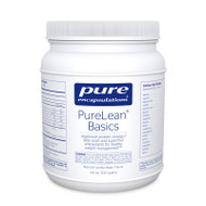 PureLean® Protein Blend Basics Vanilla Bean Flavor (with Stevia) - 500 grams by Pure Encapsulations