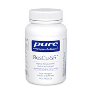 ResCu-SR® 60's - 60 capsules by Pure Encapsulations