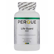 Life Guard Mini Multi - Vitamin/Mineral by Perque 180 tabs