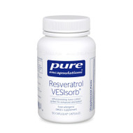 Resveratrol VESIsorb® - 90 capsules by Pure Encapsulations