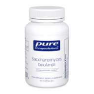 Saccharomyces Boulardii - 60 capsules by Pure Encapsulations