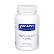 Ubiquinol-QH 100 mg 60's - 60 capsules by Pure Encapsulations