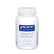 Ubiquinol VESIsorb® 60's - 60 capsules by Pure Encapsulations