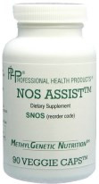 NOS ASSIST is designed for those with low BH4.