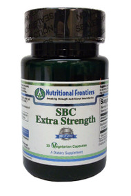 Fights the 2 main bacteria that cause yeast and diarrhea*  Saccharomyces boulardii is a non pathogenic yeast that has been proven to support a balanced GI System.* S.B.C. supplies 750mg of Saccharomyces Boulardii, which yields over 15 billion organisms per 3 capsules.  Supports:  - G.I. Health - Immune System - Microbial Balance
