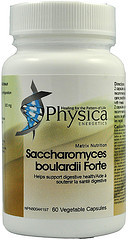 Saccharomyces boulardii Forte by Physica Energetics 60 caps