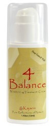 An image of a bottle of 4 Balance progesterone treatment for women by Kajarin.