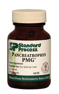 Pancreatrophin PMG by Standard Process  90 Tablets