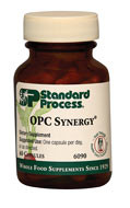 OPC Synergy by Standard Process  40 Capsules
