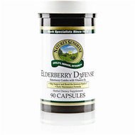 Elderberry D3fense features elderberry extract, vitamin D and echinacea for powerful immune system support.