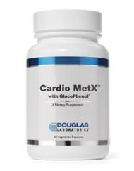 Cardio MetX w/ GlucoPhenol™ by Douglas Laboratories 60 VCaps