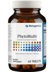 PhytoMulti®  by Metagenics 60 Tablets