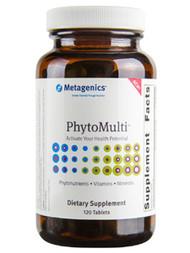 PhytoMulti®  by Metagenics 120 Tablets