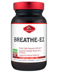 Breathe-Ez  By Olympian Labs - 75 Capsules