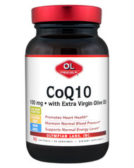 Coq10 100 Mg By Olympian Labs - 90 SG