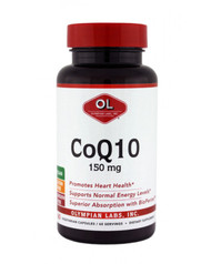 Coq10 150 Mg By Olympian Labs - 60 Capsules