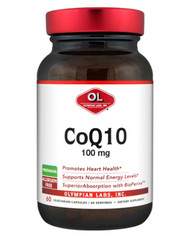 Coq10 100 Mg By Olympian Labs - 60 Capsules