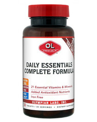 Daily Essential Multivitamin  By Olympian Labs - 30 CP