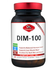 Dim 100 Mg By Olympian Labs - 60 Capsules