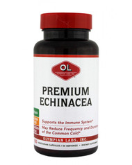Echinacea 400 Mg By Olympian Labs - 100 Capsules