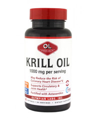 Krill Oil 1000 Mg By Olympian Labs - 60 SG