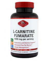 L-Carnitine 1 G By Olympian Labs - 100 Capsules