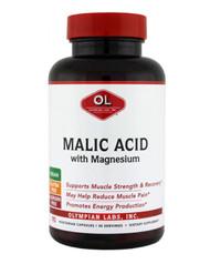Malic Acid 500 Mg By Olympian Labs - 90 Capsules