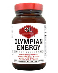 Olympian Energy  By Olympian Labs - 100 Capsules