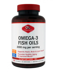 Omega 3 Fish Oils 2 G By Olympian Labs - 120 SG