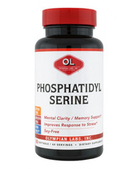 Phosphatidylserine 100 Mg By Olympian Labs - 60 SG