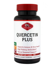 Quercetin Plus 1 G By Olympian Labs - 60 Capsules