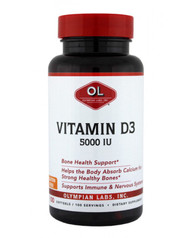 Vitamin D 5000 Iu By Olympian Labs - 100 SG