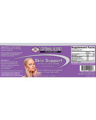 OB Skin Support  By Olympian Labs - 40 Capsules