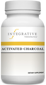 Activated Charcoal by Integrative Therapeutics 100 Capsules