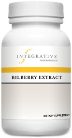 Bilberry Extract - 60 Veg Capsule By Integrative Therapeutics