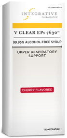 V Clear EPs 7630 Cherry Flavored by Integrative Therapeutics 4 fl oz (120 ml)