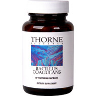 Bacillus Coagulans - 60 Count By Thorne Research