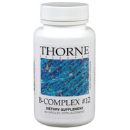 B-Complex #12 - 60 Count By Thorne Research