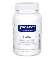 GABA is the primary inhibitory neurotransmitter in the central nervous system, playing a central role in regulating cell-to-cell communication. Healthy levels have been associated with positive mood. A recent study indicates that GABA also enhances alpha wave production in the brain to promote relaxation and moderate occasional stress. In the same study, it supported healthy IgA levels, suggesting that it may support immune health during occasional stress.  GABA promotes positive mood, supports relaxation and moderates occasional stress.