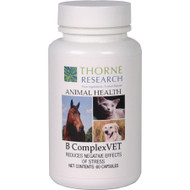 B ComplexVET - 60 Count By Thorne Research