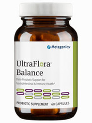 UltraFlora®  Balance by Metagenics 60 capsules