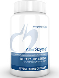 AllerGzyme by Designs for Health 60 capsules