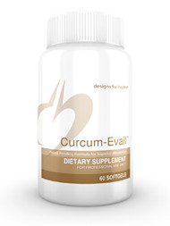 Curcum-Evail by Designs for Health 60 capsules