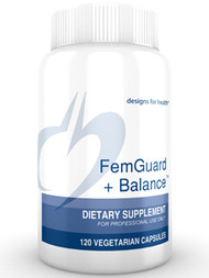 FemGuard + Balance by Designs for Health 120 capsules